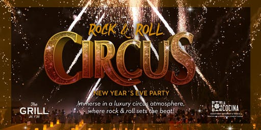 Rock & Roll Circus - New Year´´'s Eve Party