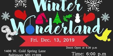 Synergy's WinterWonderland tickets