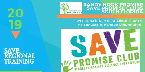 South Florida SAVE Promise Club Regional Training