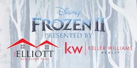 Frozen 2 Presented by The Elliott Team tickets