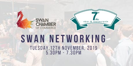 Swan Networking @ 7th Ave tickets