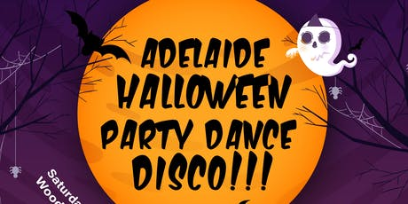 Adelaide Halloween Party Dance Disco tickets