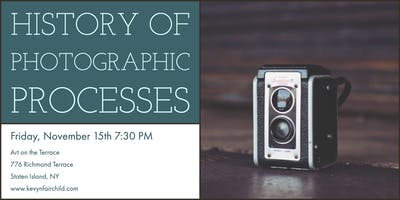 History of Photographic Processes
