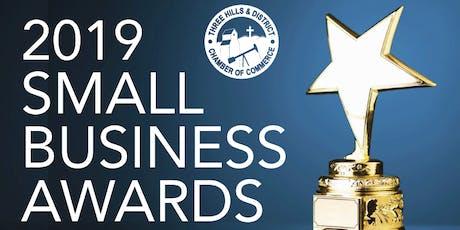 Three Hills Small Business Week Awards Dinner tickets