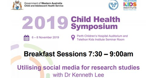 Breakfast Session: Utilising social media in research