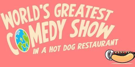 World's Greatest Comedy Show Vol.3 Ft. Marito Lopez tickets