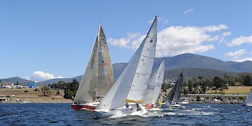 Keelboat Races 2020 Royal Hobart Regatta