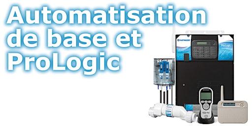 [BOUCHERVILLE] Automatisation de base et ProLogic