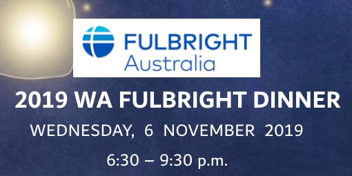 2019 WA Fulbright Alumni Dinner