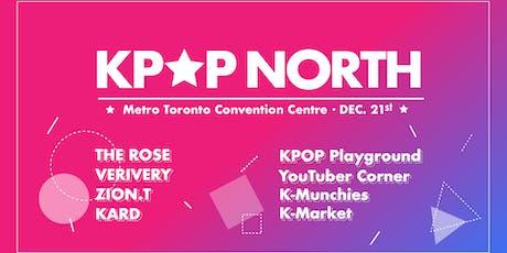KPOP NORTH 2019 tickets