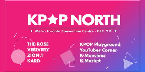 KPOP NORTH 2019
