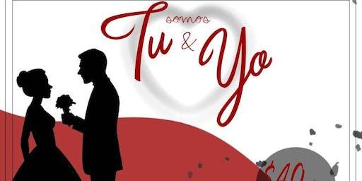 Cena Conferencia Somos Tu y Yo