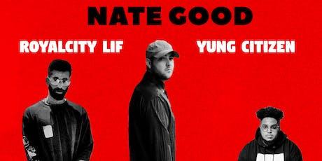 Nate Good @Studio 1212 tickets