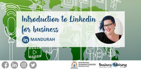 Introduction to Linkedin for Business tickets