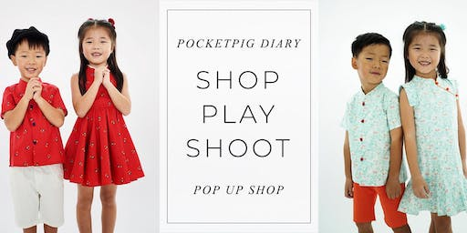 BABY & KIDS POP UP - FREE GOODIES . PHOTOSHOOTING . SHOP