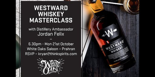 (INDUSTRY ONLY) Westward Whiskey Masterclass w/ Distillery Ambassador