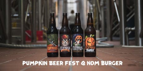 Pumpkin Beer Festival tickets