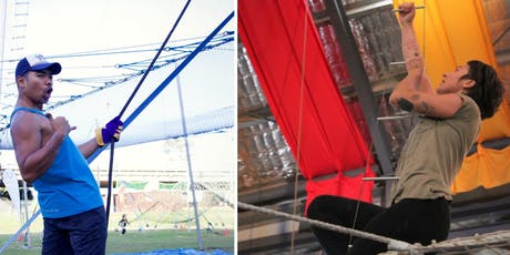 FLYING TRAPEZE COACHING COURSE (STAGE 1 & 2) tickets