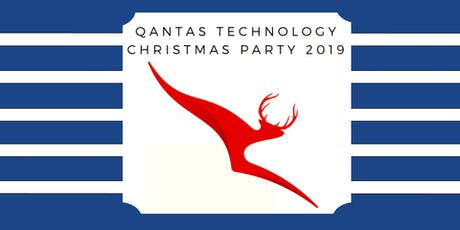 Qantas Technology Christmas Party 2019! tickets
