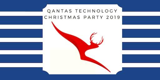 Qantas Technology Christmas Party 2019!