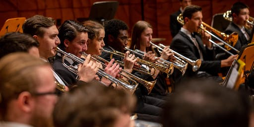 Meet the Wind Symphony: pre-concert reception for the University of Melbourne Wind Symphony