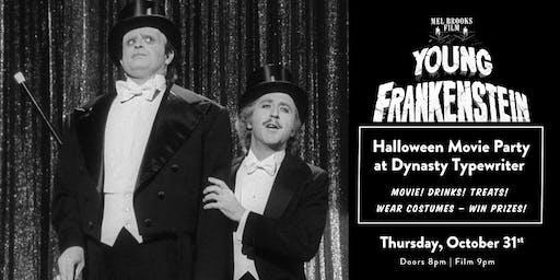 Halloween Movie Party: Young Frankenstein