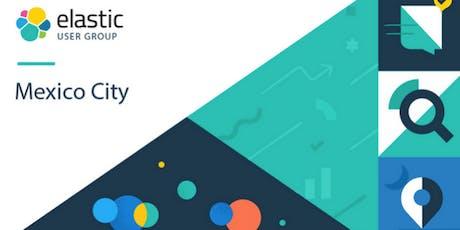 Elastic Meetup: Machine Learning, Anomaly Detection y sus matemáticas boletos