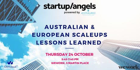 Startup&Angels #16 - Spark Festival special edition tickets