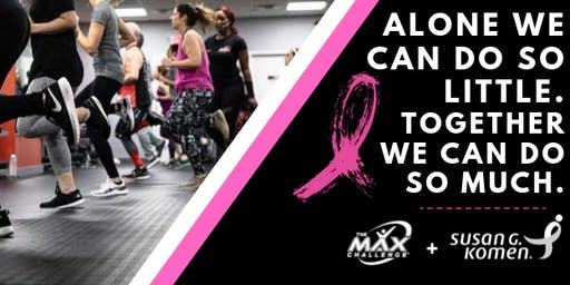 Breast Cancer Awareness Fundraiser Workout ~ All Are Welcome~