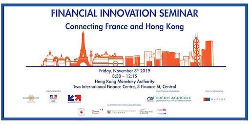 Financial Innovation Seminar - Connecting France and Hong Kong
