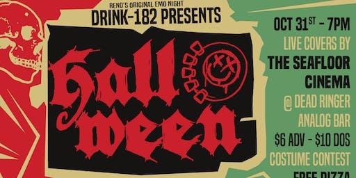 Drink-182: Halloween