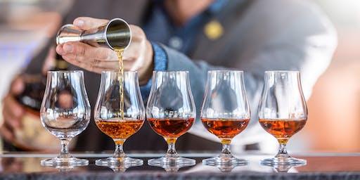 Tasting 101: Hennessy Cognacs & Seared Scallops with Prosciutto, Pecorino & Hazelnuts