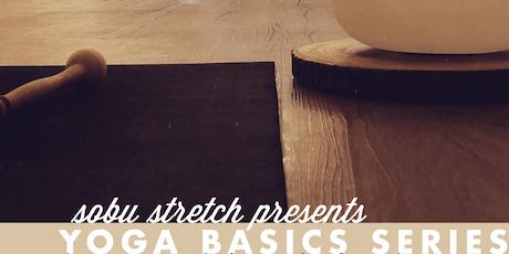 sobu stretch yoga basics series tickets