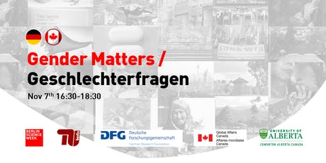 Gender Matters:  Innovation and Intersectionality/ Geschlechterfragen: Innovation und Intersektionalitaet tickets
