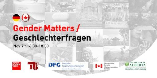 Gender Matters:  Innovation and Intersectionality/ Geschlechterfragen: Innovation und Intersektionalitaet