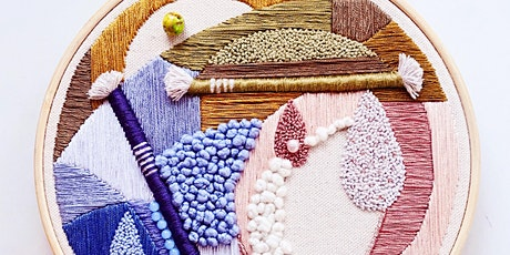 Intro to Modern Embroidery with Meg Rosko / Tiny Monster Academy, Brooklyn tickets