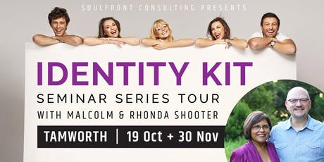 Identity Kit Seminar, Session 1: Tamworth tickets