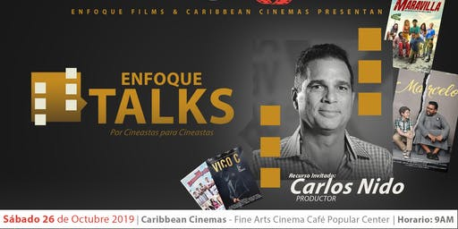 ENFOQUE TALKS: Carlos Nido
