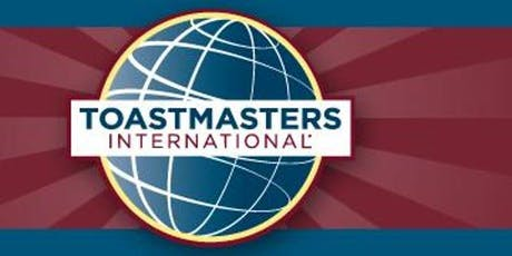 Toastmasters Area 2 Humorous Speech & Table Topics Contest tickets