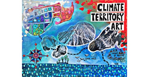 Climate. Territory. Art: A Climate Change Mapping Workshop