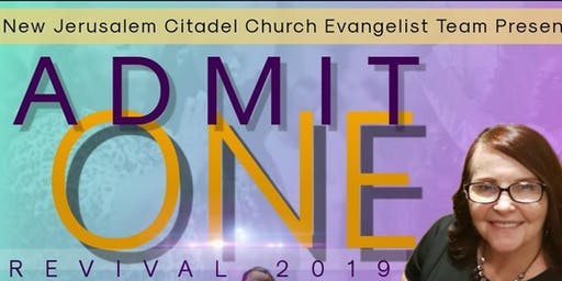 ADMIT ONE Revival