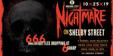 Nightmare on Shelby Street tickets