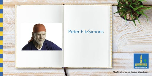 Meet Peter FitzSimons - Indooroopilly Library