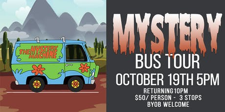 Mystery Bus Tour tickets