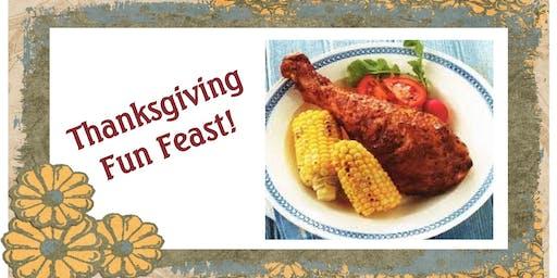 Havana Springs Resort - Thanksgiving Fun Feast