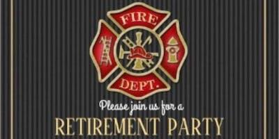 Retirement Party, Deputy Chief Steve Hart & Deputy Chief Brian Woodbeck