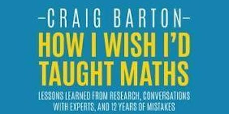 #MathsBookClubWA - 17th November @3pm Lobby Lounge Crown Perth tickets