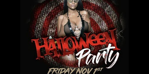 Chicago Halloween party
