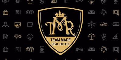 Team Made Real Estate Events – Mon, Oct 28, 2019