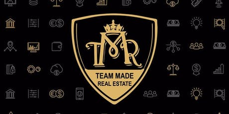 Team Made Real Estate Events - Mon, Oct 28, 2019 tickets